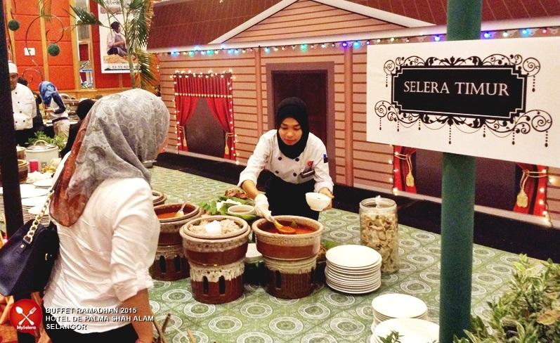 Masakan Timur Buffet Ramadhan 2015 - De Palma Hotel Shah Alam - 019