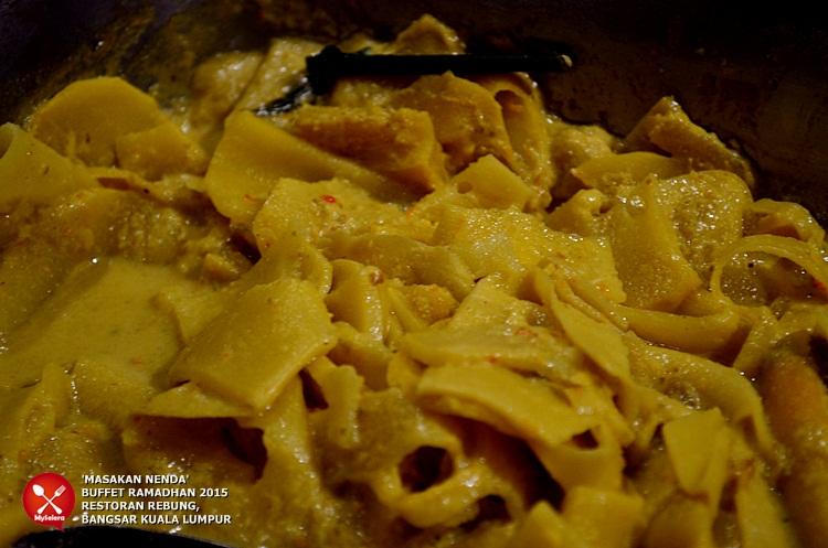 Buffet Ramadhan 2015 - Restoran Rebung001