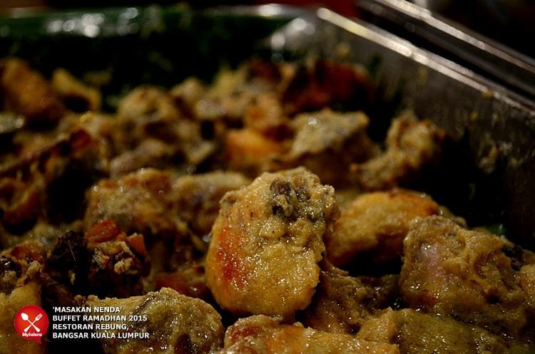 Buffet Ramadhan 2015 - Restoran Rebung004