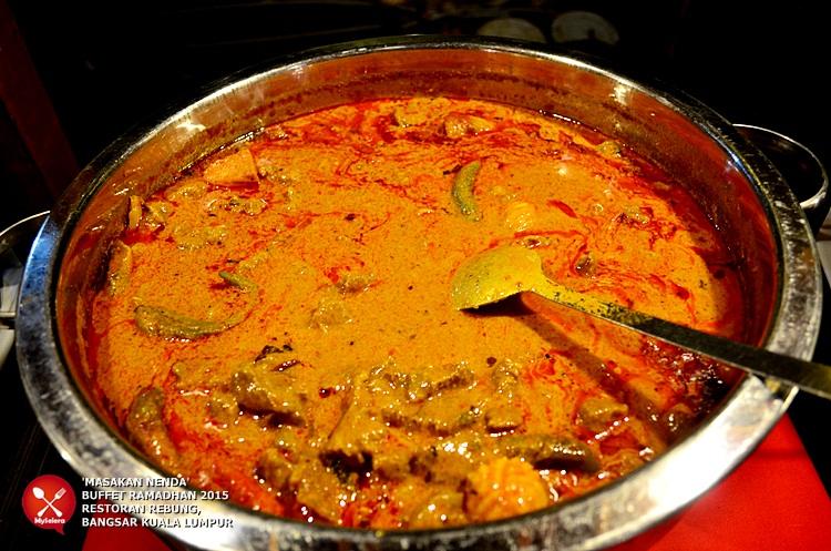 Buffet Ramadhan 2015 - Restoran Rebung011