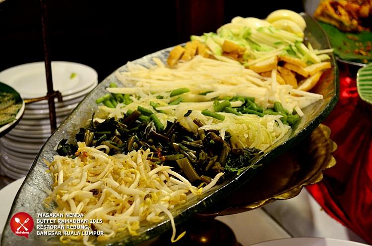 Buffet Ramadhan 2015 - Restoran Rebung013
