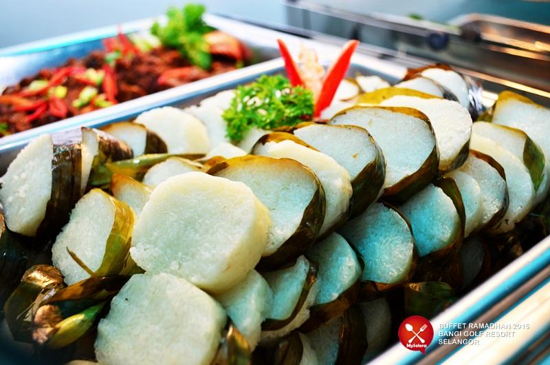 Lemang dan Rendang Buffet ramadhan Bangi Golf Resort - 003