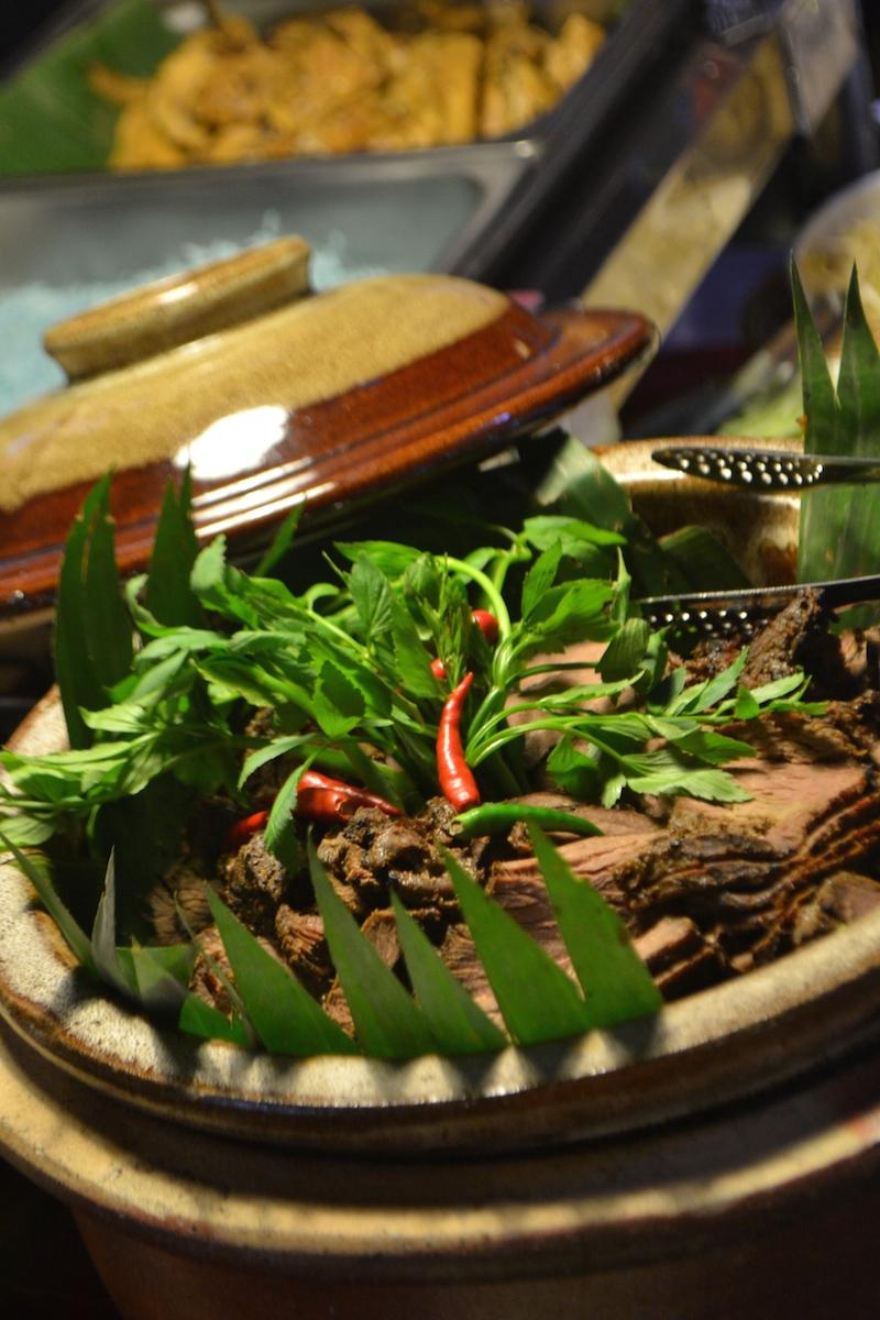 Daging Bakar Nasi Kerabu