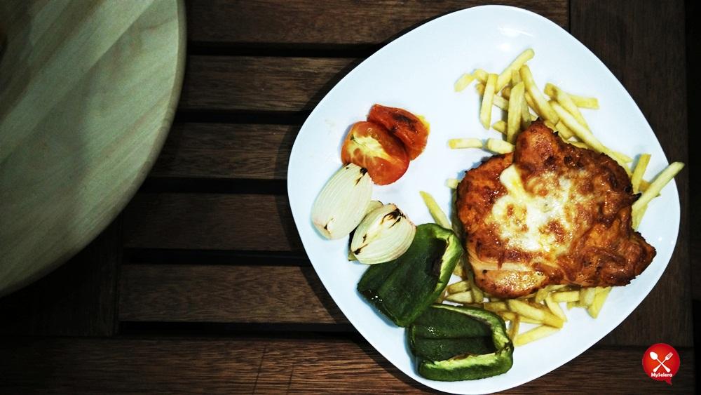Grill Chicken Restoran Papero Shah Alam - 002