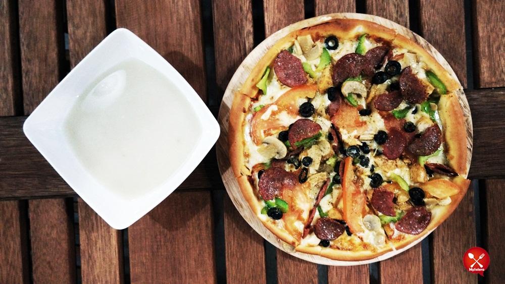 Havana Pizza Restoran Papero Shah Alam