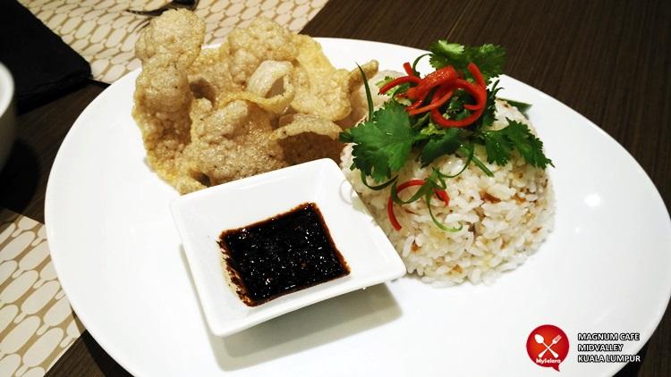 Sushi RIce Magnum Cafe Kuala Lumpur - 003
