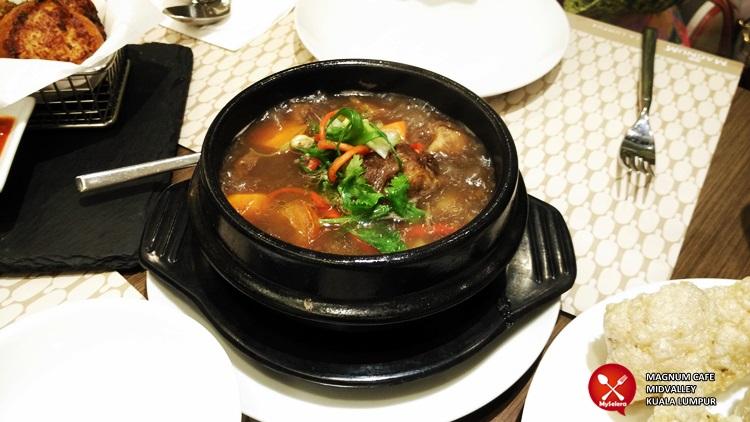 Sup Tulang Magnum Cafe Kuala Lumpur - 004
