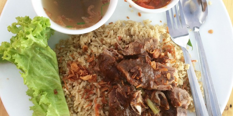 Nasi Walid Kitchen Melaka