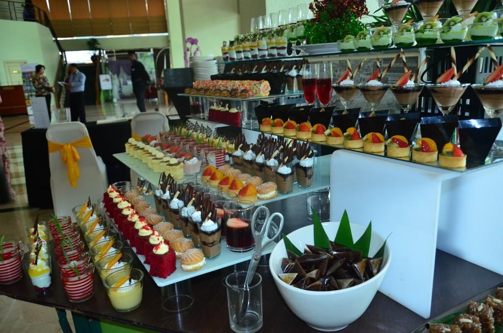 Ramadhan Buffet Ancasa Hotel
