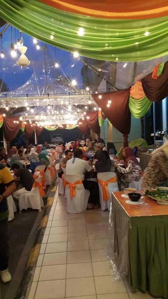 bufet ramadhan sham-alam8
