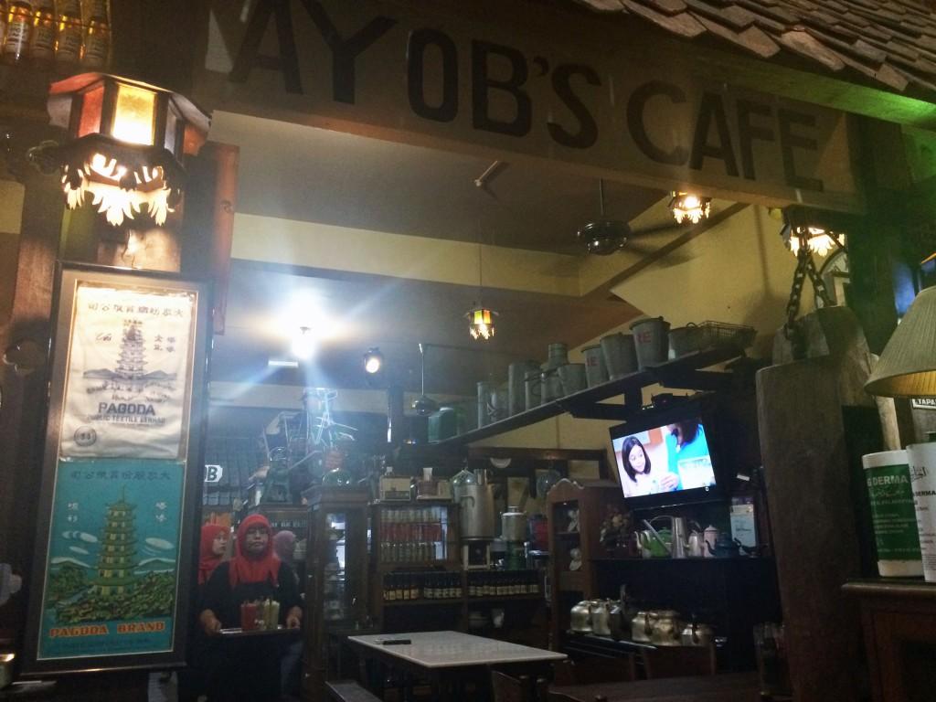 Ayob's Kafe