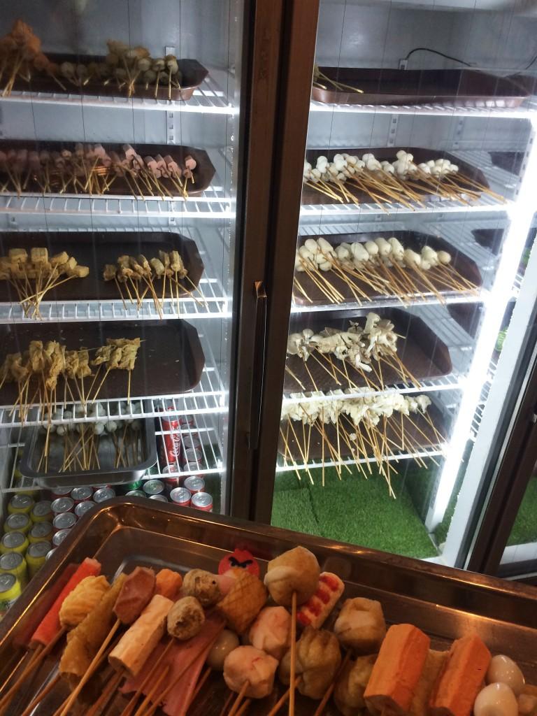 Satay Celop Halal di Melaka