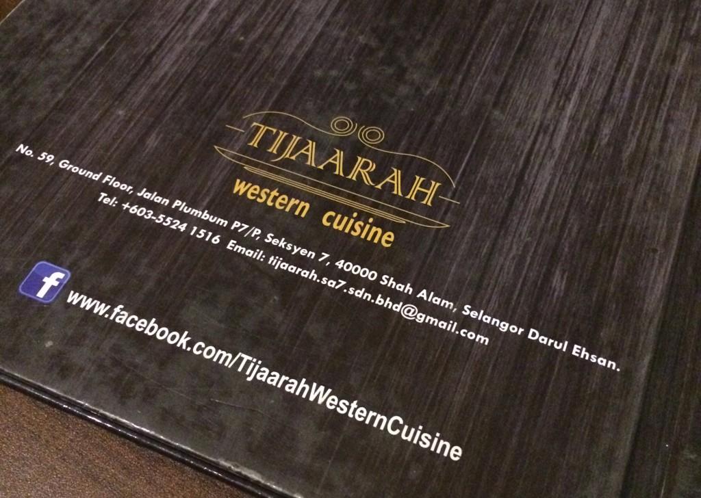 Restoran Tijaarah