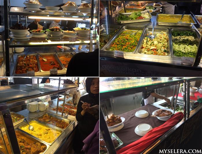 Restoran Simpang Tiga, Ipoh