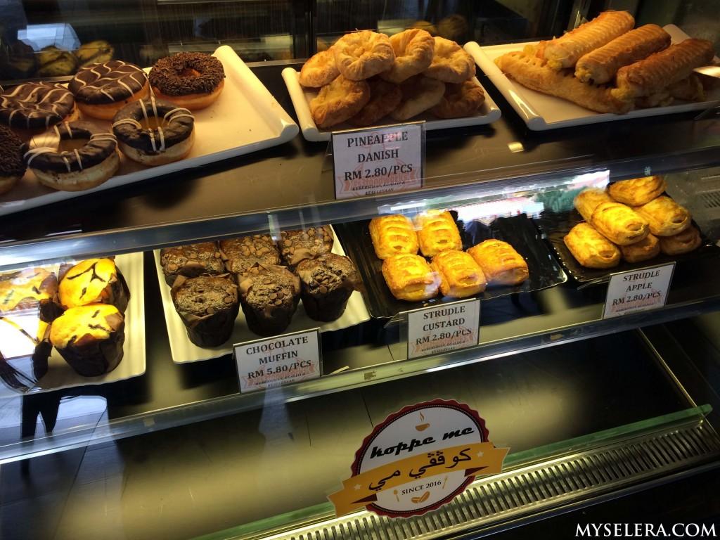 dessert Restoran Simpang Tiga, Ipoh
