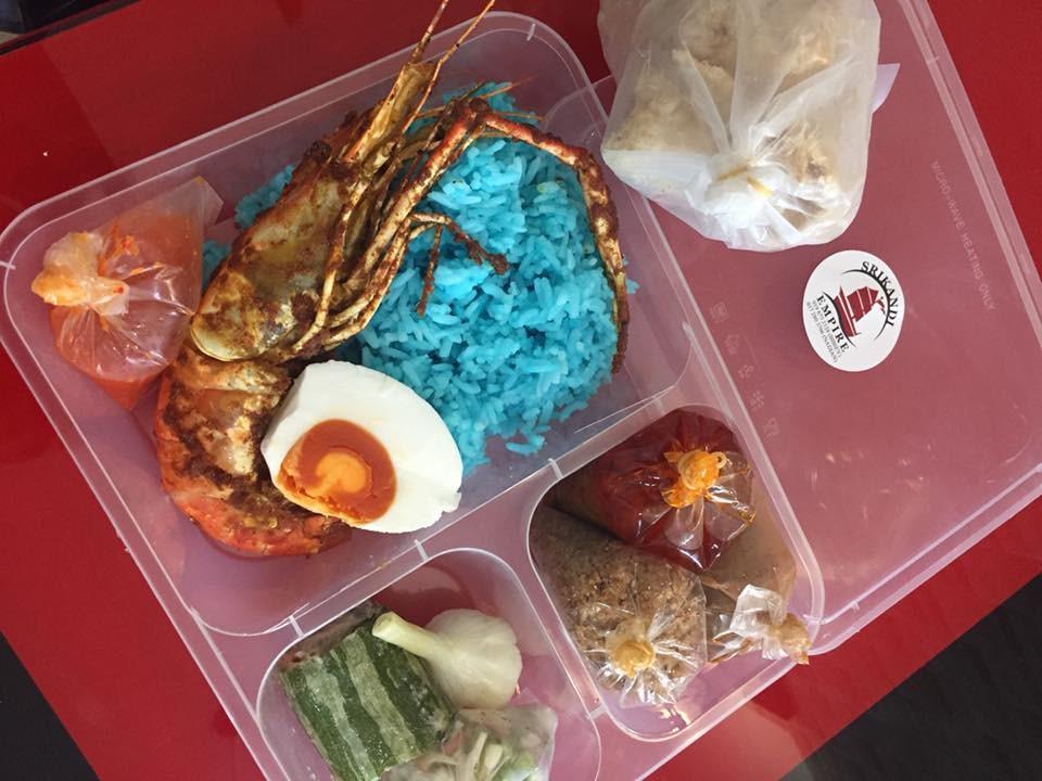 Masakan Kelantan di Restoran Srikandi