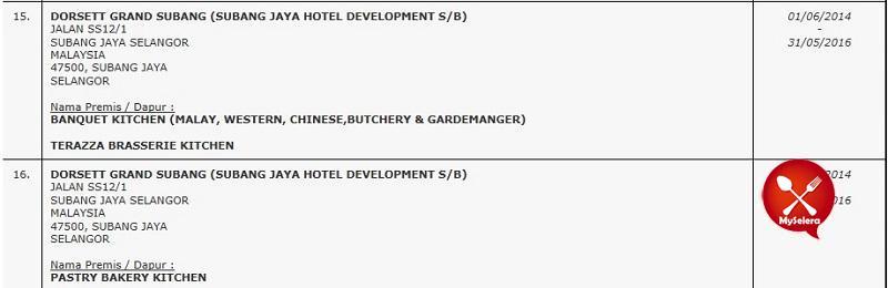 hotel & resort yang memiliki sijil halal yang diiktiraf oleh JAKIM